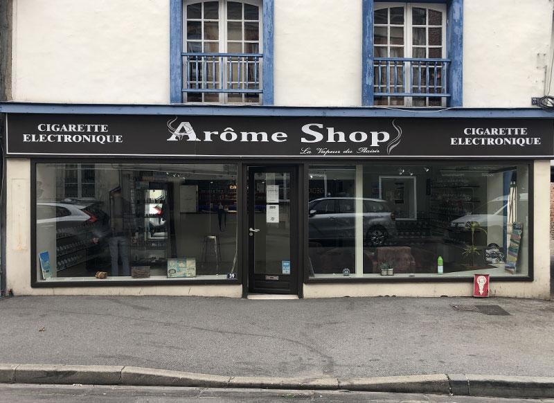 Magasin Arôme Shop
